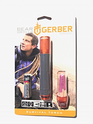 UPC 013658123892, Gerber Bear Grylls Survival Torch [31-001031]