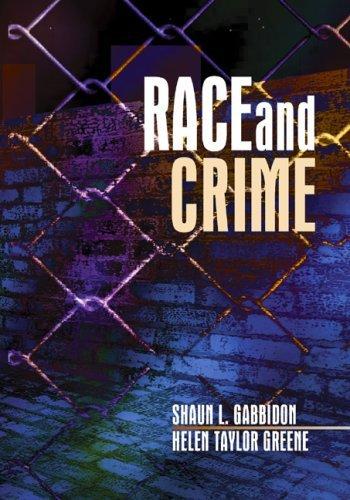 Books : Race and Crime by Shaun L. Gabbidon (2005-05-05)