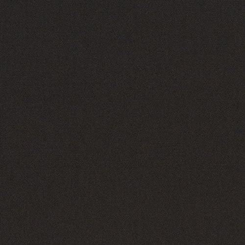Sunbrella Black 60 6008-0000 Awning Marine Fabric