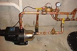 Grundfos Mq3 35 96860172 3 4 Hp Pressure Booster Pump