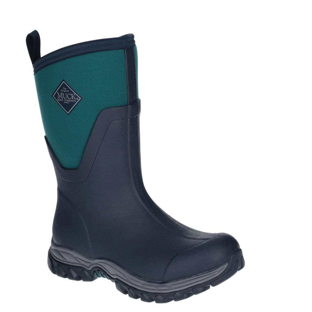 Teal Navy Muck Boot Women's Artic Sport II Mid Winter Boot