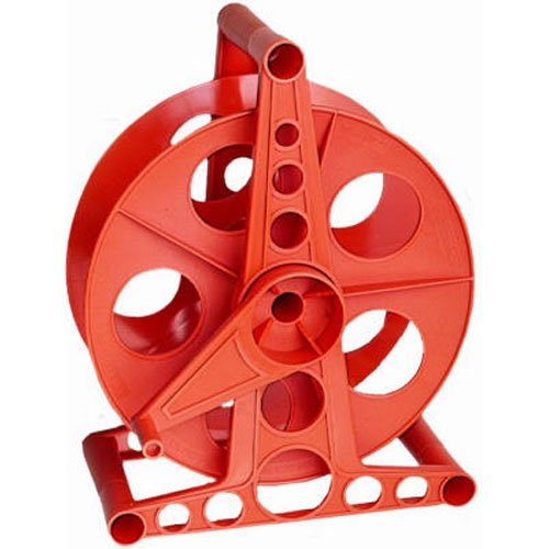 Bayco K-100 Cord Storage Reel w/Stand, Pack, Orange