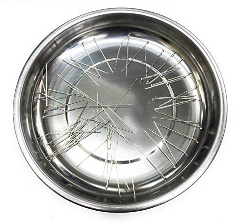 4 Inch Metal Magnetic Pin Dish Holder -