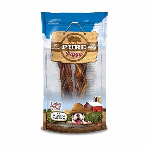Loving Pets Pure Piggy Dog Treat