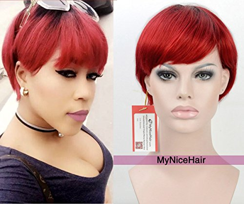 MyNiceHair Human Colored Washed Curled product image