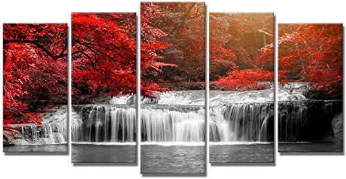 Welmeco 5 Pieces Waterfall