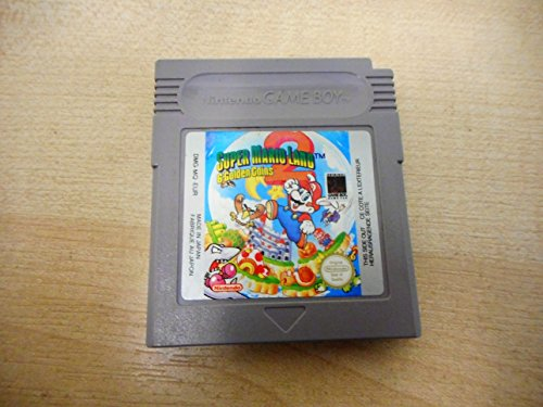 Super Mario Land 2: 6 Golden Coins (Gameboy) (Mario Boy Super Game Color)