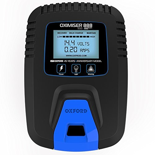 Oxford EL572 Oximiser 900 - 888 45 Year Anniversary Edition Battery Charger...