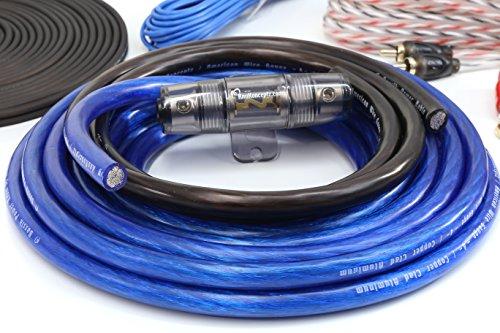 Buy wiring kit for amp