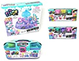 CANAL TOYS So Slime DIY Factory + DIY Caddy and Bonus 3 Pack Rainbow and Cosmic Slime Shakers Bundle