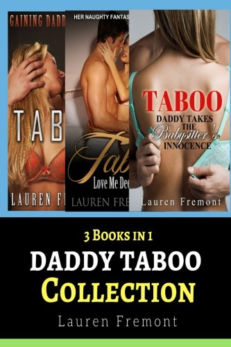 Download Daddy Taboo: 3-in-1 Boxset (Older Man Younger Woman, Babysitter Romance, New Adult) ebook