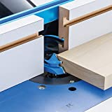 Router Bit Set-Up Jigs for 22627 45° Lock Miter