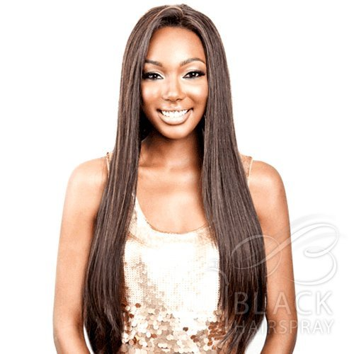 Isis Red Carpet Synthetic Lace Front Wig - Super Miami Girl-1 by (Miami Costume Stores)