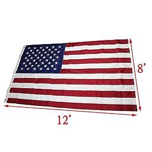 Heavy Duty americano bandera variación
