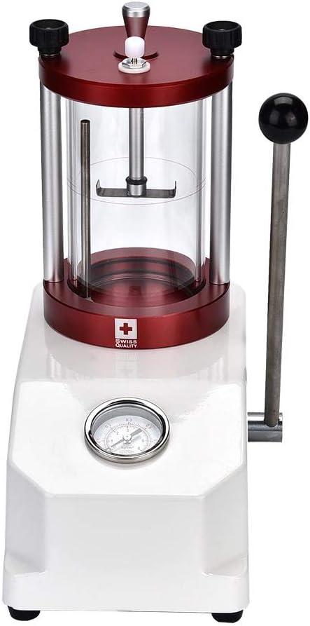 時計測定ツール、時計防水テスターツール2時計ケース抵抗圧力試験機防水テスター防水テスター