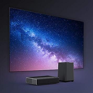 Wemax One 1688 ANSI Lumen FHD Televisor sin Pantalla con Barra de Sonido Wemax S1 Subwoofer: Amazon.es: Electrónica