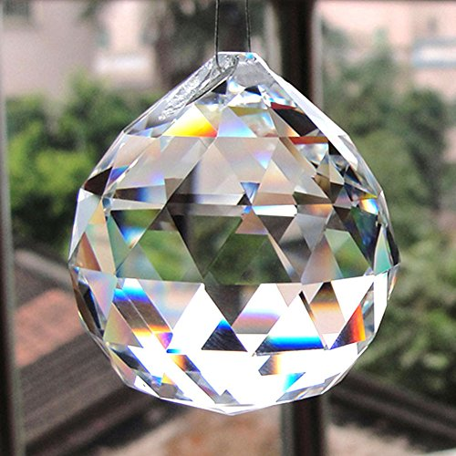 crystal prism ball - 5