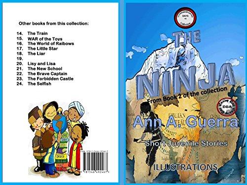 Amazon.com: The Ninja (The THOUSAND and one DAYS: Book 2 19 ...