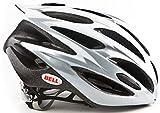 Bell Lumen Standard Issue Bike Helmet (White/Silver, Small)