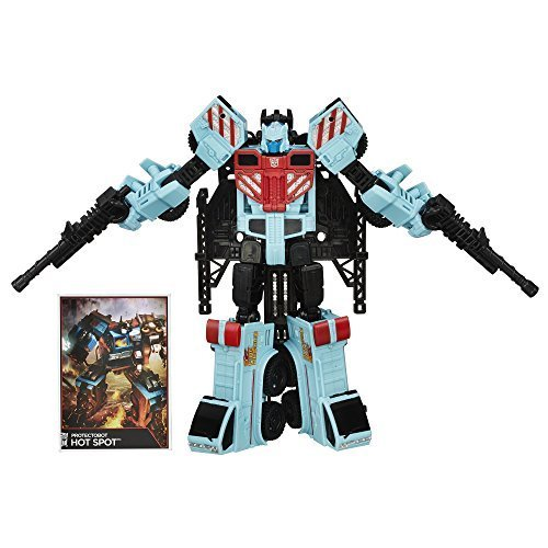 Transformers Generations Combiner Wars Voyager Class Protectobot HOT SPOT by Hasbro