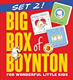 Big Box of Boynton Set 2!: Snuggle Puppy! Belly Button Book! Tickle Time!