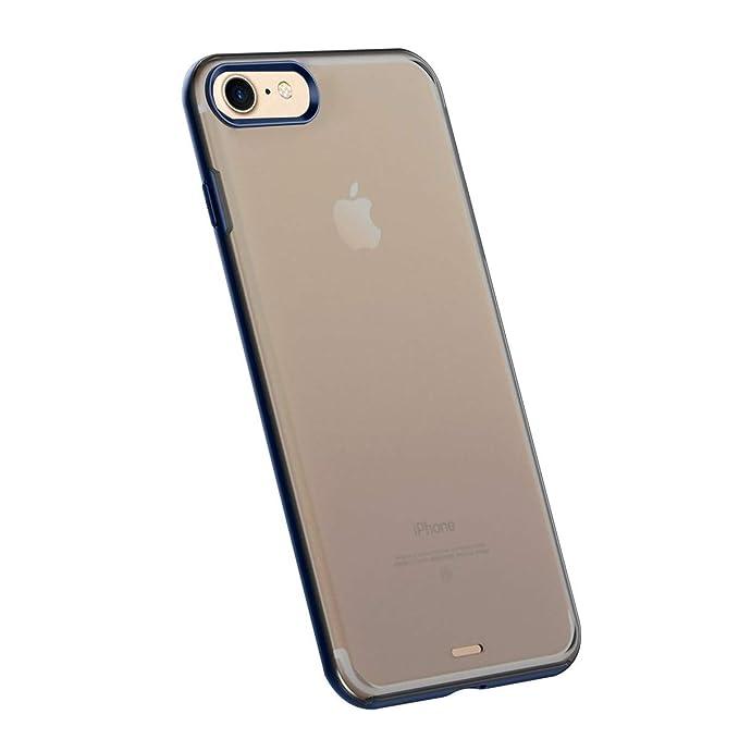 Funda iPhone 6 Plus, iPhone 6S Plus Semi Transparente Ligero ...
