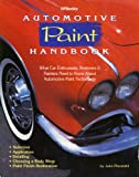 Automotive Paint Handbook, John Pfanstiehl, 1557880344