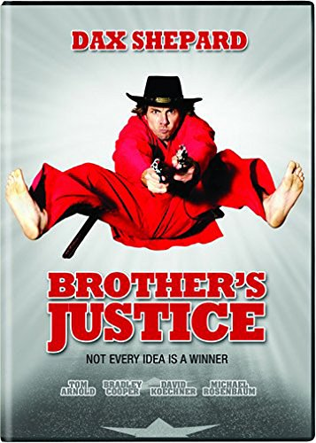 DVD : Brother's Justice (DVD)
