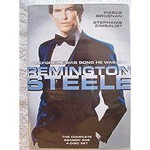Remington Steele the Complete Season One 4-disc Set