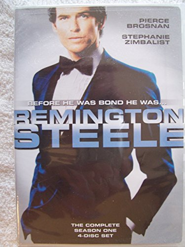 Remington Steele the Complete Season One 4-disc Set (Remington Rose)