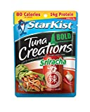 StarKist Tuna Creations BOLD - Sriracha 2.6 Ounce (Pack of 24)