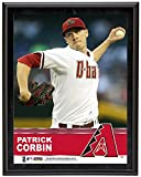 "Patrick Corbin Arizona Diamondbacks Sublimated 10.5"" x 13"" Plaque - Fanatics Authentic Certified - MLB Player Plaques and Collages"