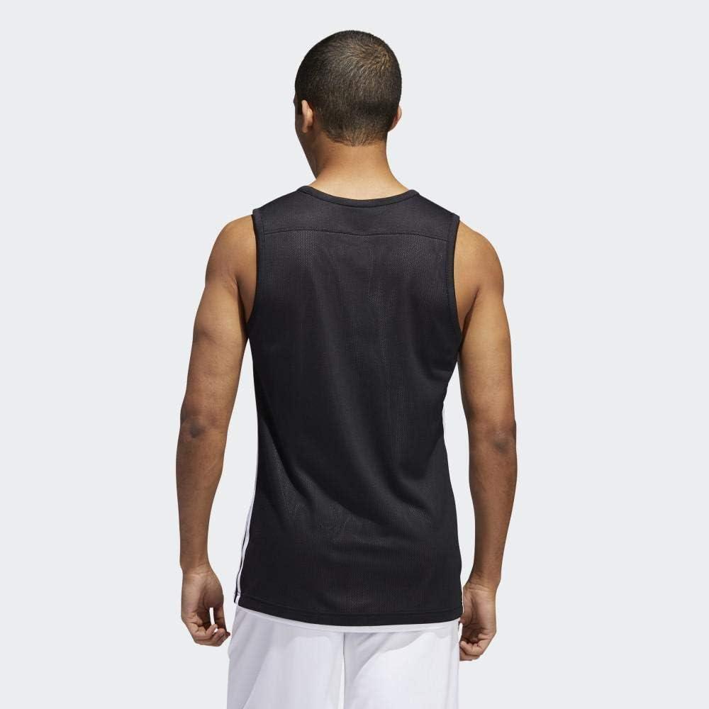 Hombre adidas 3g Spee Rev Jrs Camiseta sin Mangas