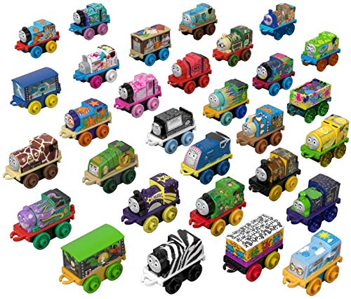 Fisher-Price Thomas & Friends MINIS, (Best Thomas & Friends Of Trains)