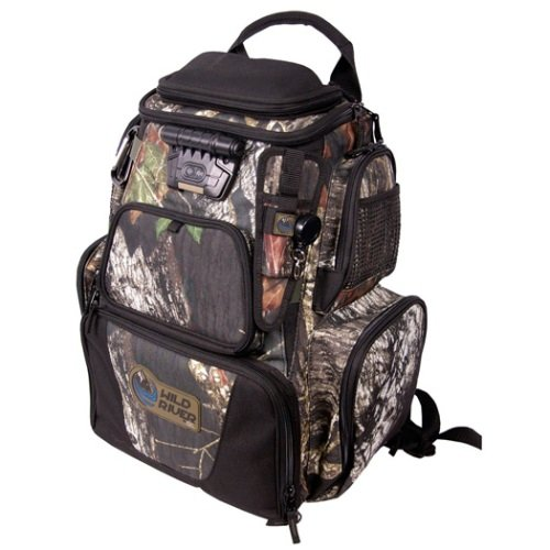 Wild River Tackle Tek Nomad Lighted Mossy Oak Backpack by Wild River