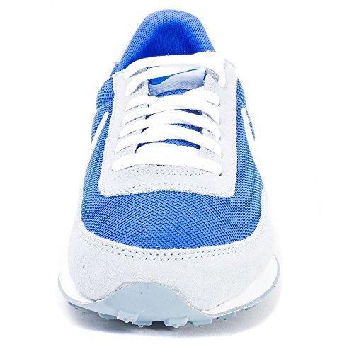 Nike Elite (GS), Zapatillas de Running Para Niños Gris / Blanco (Blue Grey / White-Hyper Cobalt)