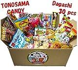 Japanese candy assortment 30pcs , full of