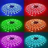 Led Strip Lights 16.4ft 5m Flexible Color