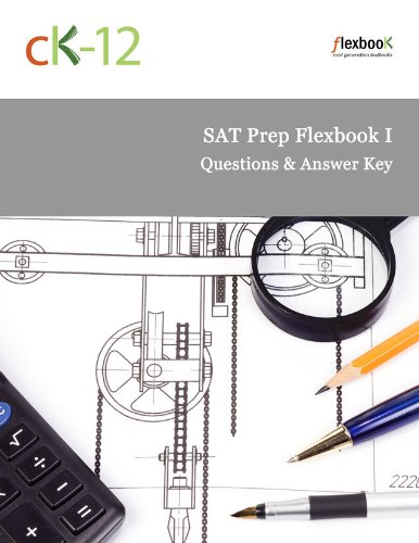 SAT Prep FlexBook Questions Answer ebook product image