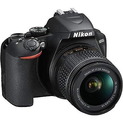 Nikon D3500 DX-Format DSLR Two Lens Kit with AF-P DX Nikkor 18-55mm f/3.5-5.6G VR & AF-P DX Nikkor 70-300mm f/4.5-6.3G… 4