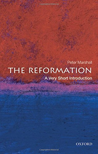 Reformation:Very Short Introduction