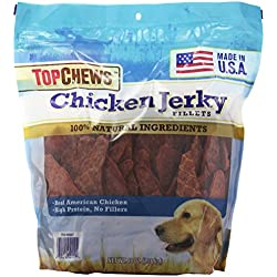 Top Chews Chicken Jerky 48Oz