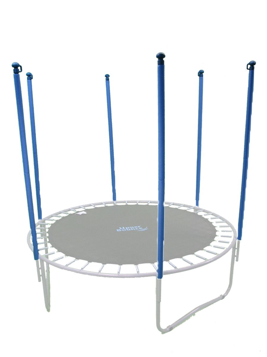 Trampoline Replacement Enclosure Poles & Hardware, Set of 8 (Net Sold Separately) by Upper Bounce (Image #3)