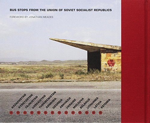 Soviet-Bus-Stops