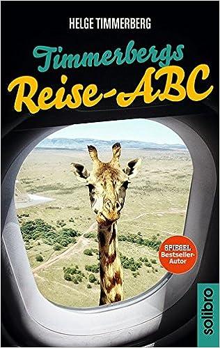 Cover des Buchs: Timmerbergs Reise-ABC (Timmerbergs ABC)