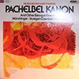 Pachelbel Kanon And Other Baroque Favorites