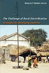 The Challenge of Rural Electrification (Rff Press) Paperback