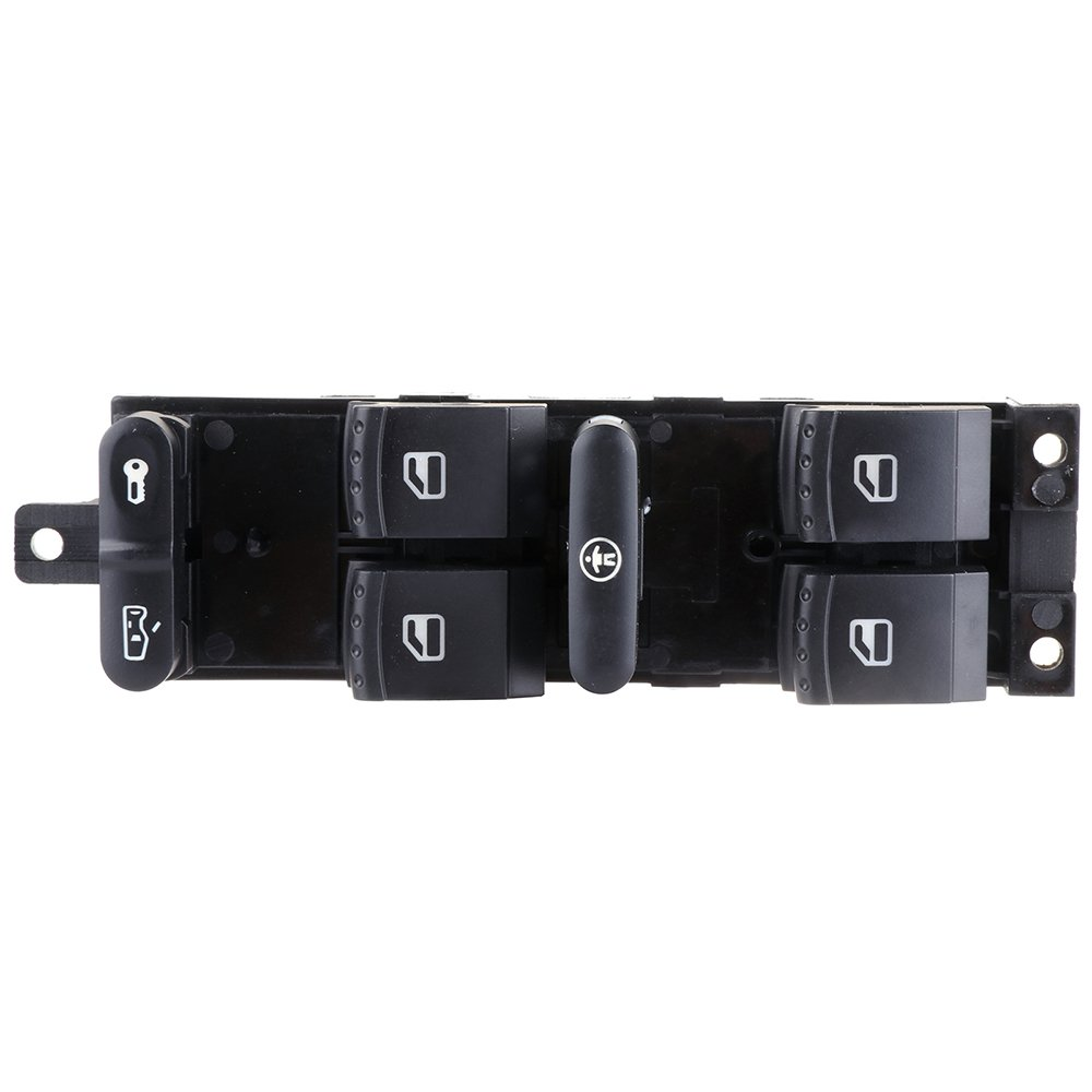ECCPP Power Window Switch on Front Left Driver Side for 1998-2005 Volkswagen