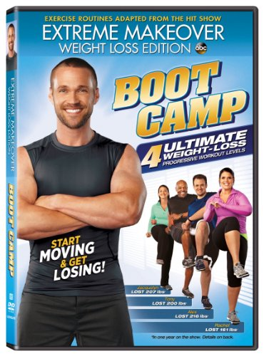 Amazon Com Extreme Makeover Weight Loss Edition Bootcamp Dvd Extreme Makeover Weight Loss Edition Bootcamp Movies Tv