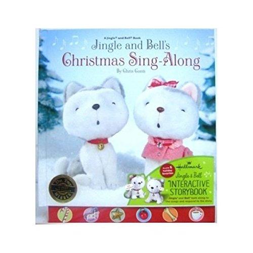 Hallmark Christmas XKT1288 Jingle and Bells Sing-A-Long Interactive Book